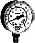 GAUGES LIQUID/DRY --PRESSURE/VACUME