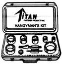 HOLE SAW KITS FOR ALL TRADES