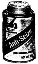 ANTI-SEEZ CHEMICAL PRODUCTS BY SAF-T-LOCK